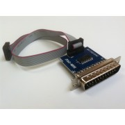 JTAG MINI PC Parallel Port Adapter