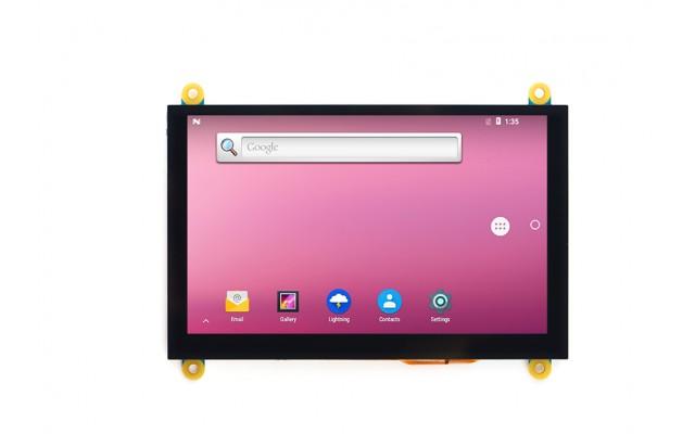 W500 LCD
