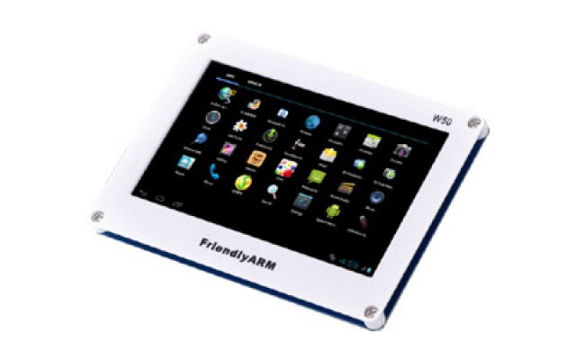 W50i Resistive Touch 5 inch  LCD