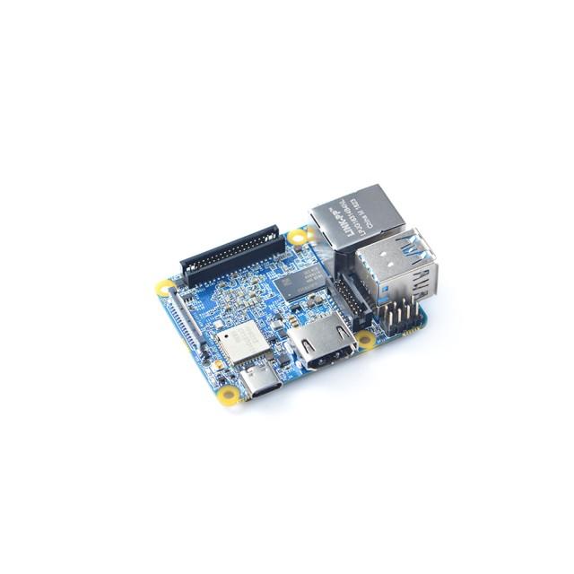 NanoPi NEO4 RK3399 SoC based ARM Board  1GB RAM, with onboard 2 4G