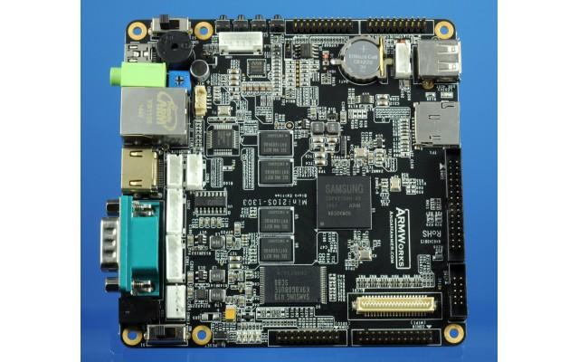 Mini210S(BE) 1 GHz ARM Cortex A8