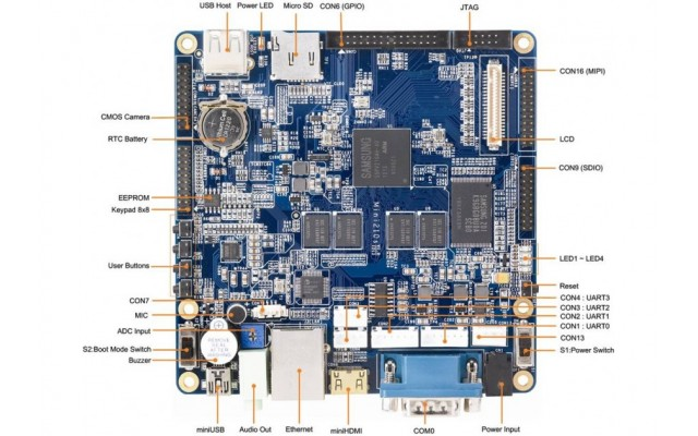 Mini210S-4G-MLC