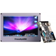 Mini2440-A70 (256NAND) ARM9 Embedded System with 7 inch LCD.